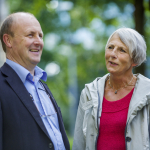 Anne Finborud og Terje Moen