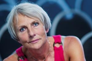 SL-leder Anne Finborud håper Høyres landsmøte vil ha mange gode debatter som kan styrke den offentlige fellesskolen. (Foto: Bo Mathisen/Skolenes landsforbund/SL)