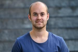 Ungdomssekretær i Skolenes landsforbund, Endre Fagervold. (Foto: SL)