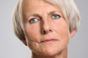 SL-leder Anne Finborud.