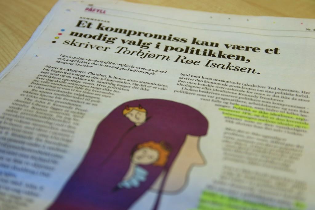 20160202_Morgenbladet_Røe Iskasen