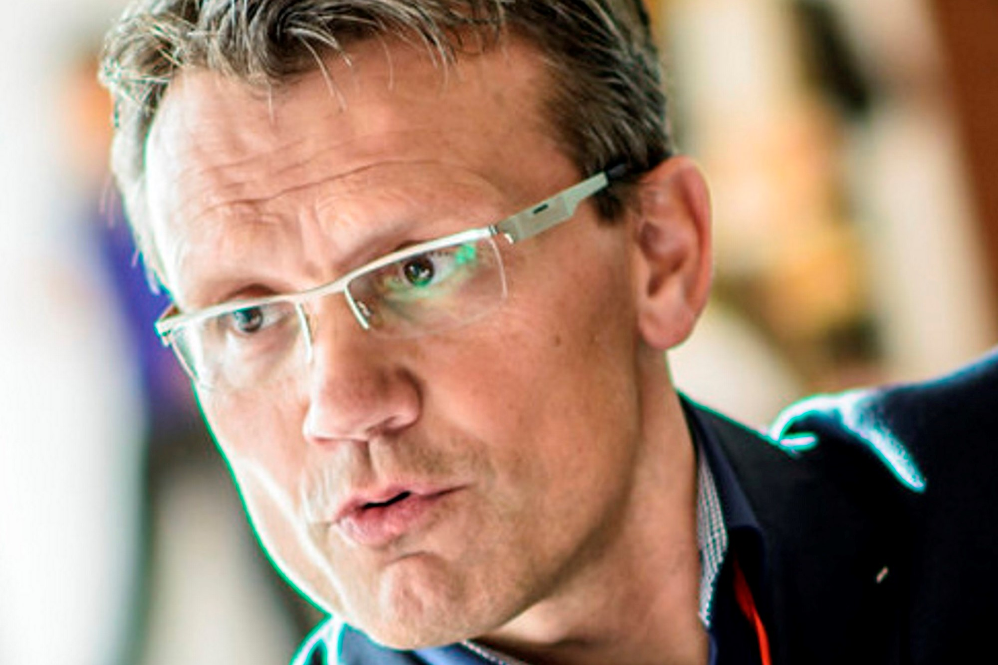 LO Stat-leder Egil André Aas.
